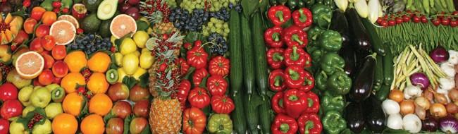 Pertes en fruits et légumes